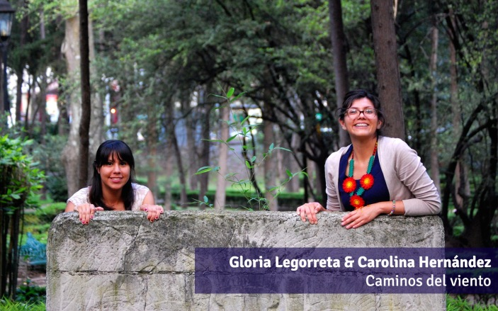 Carolina & Gloria banner