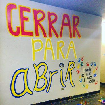 cerrar para abrir UPR